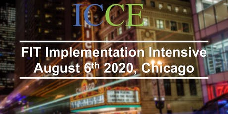 FIT Implementation Intensive 2020 tickets