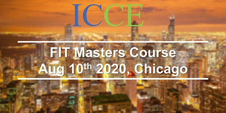 FIT Masters Course tickets
