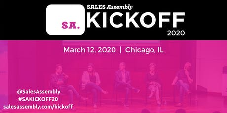 Sales Assembly KICKOFF 2020 tickets