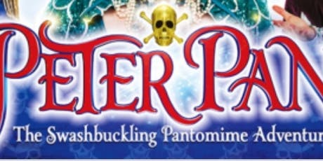 Autism In Motion Panto. Peter Pan tickets