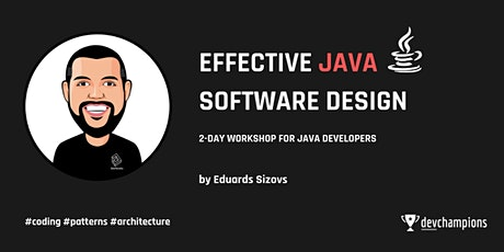 Effective Java Software Design (Berlin) tickets