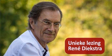 Lezing René Diekstra jubileumeditie Ik Kan Denken Voelen Wat Ik Wil! tickets