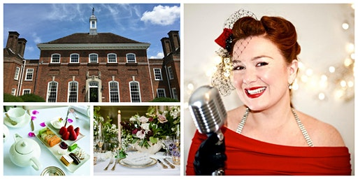 1/2 | A Vintage Christmas at Antrobus House; Afternoon Tea