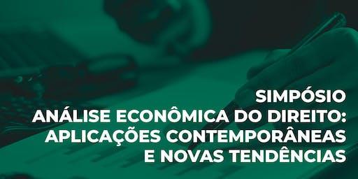 Simpósio Análise Econômica do Direito: Aplicações e  Novas Tendências.