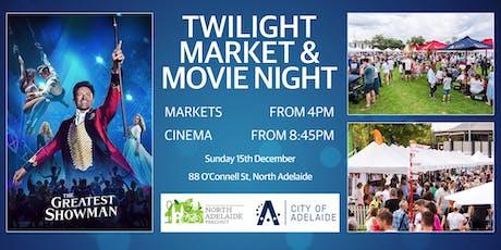 Twilight Market & Movie Night tickets