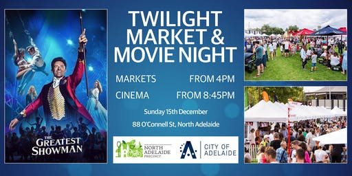 Twilight Market & Movie Night