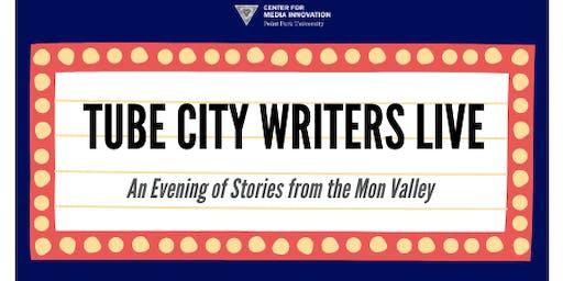 Tube City Writers Live