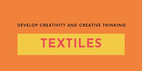 Textiles CPDL for Primary teachers tickets