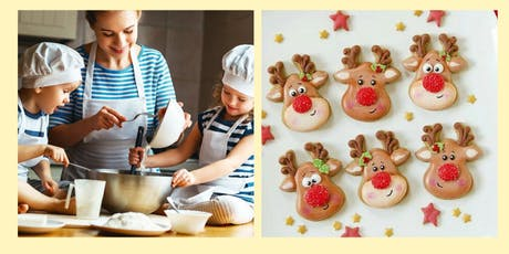 Fun Bonding Baking Workshop tickets