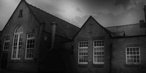 Ghost Hunt At The Old Victorian School Nottingham
