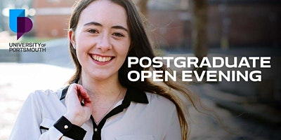 University of Portsmouth - Postgraduate Open Evening, 5 February 2020