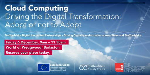 Cloud Computing - Driving Digital Transformation