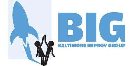 WORKSHOP: Improv For Kids! tickets