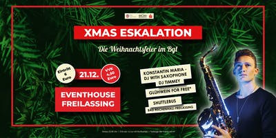 Xmas Eskalation by Next Generation Events