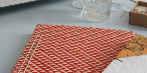 Bookbinding with Siena Powers