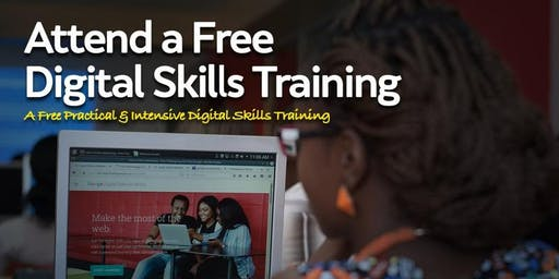 FREE Google Digital Skills Training