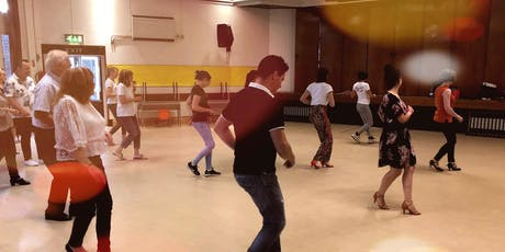 New Salsa Courses - Improvers and Intermediate tickets