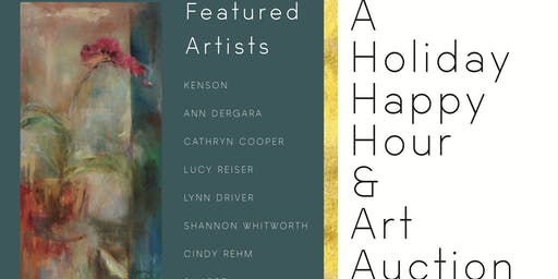A Holiday Happy Hour & Art Auction
