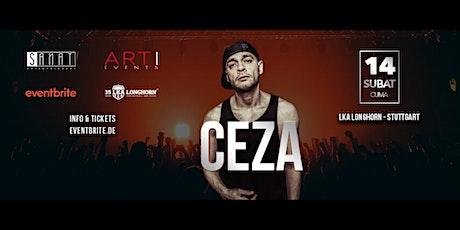 CEZA live Stuttgart tickets