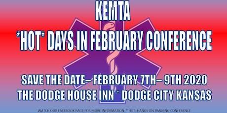 KEMTA HoT Conference Registration 2020 tickets