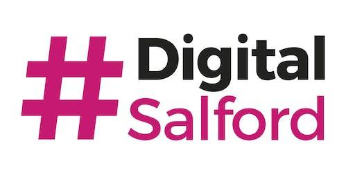 Salford Digital Strategy Launch