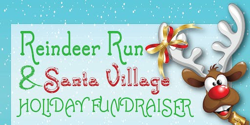 Reindeer Run and Santa Village