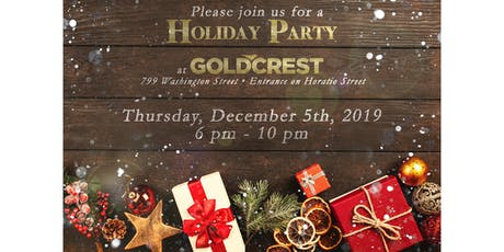 Goldcrest Holiday Party tickets