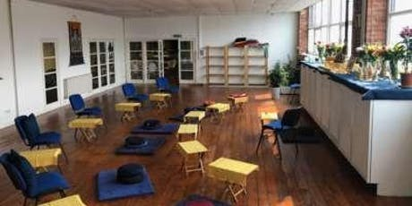 Gong Relaxation Sound Bath - Jamyang Buddhist Centre Leeds tickets