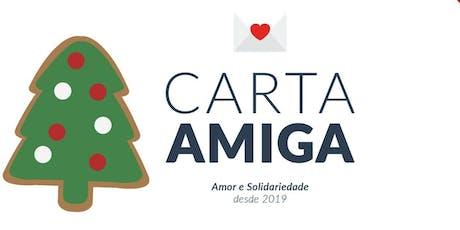 WORKSHOP CARTÃO DE NATAL 2019 ingressos