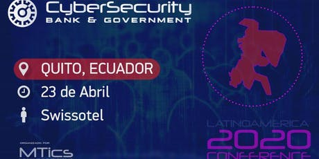 Cybersecurity Bank, Business & Government entradas