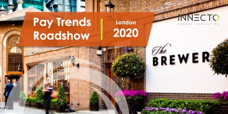 Pay Trends Roadshow 2020 | London 2 tickets
