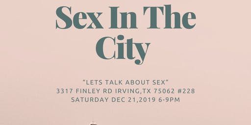 Sex In The City