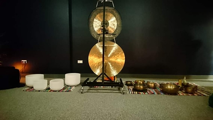 Gong Relaxation Experience - Jamyang Buddhist Cent image
