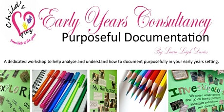 Purposeful Documentation tickets