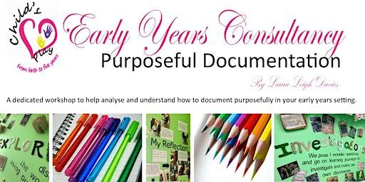 Purposeful Documentation