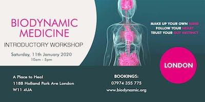 Biodynamic Introductory Workshop London