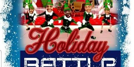 New Wave Dancing Divas Presents a Holiday Battle & Toy Drive