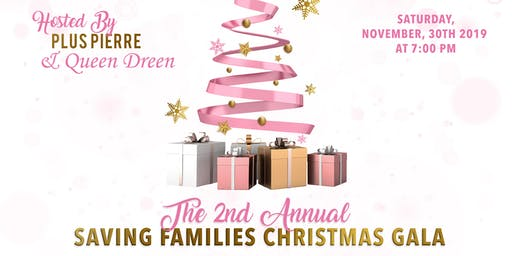 The 2nd Annual Saving Families Holiday Gala- A Pink Christmas