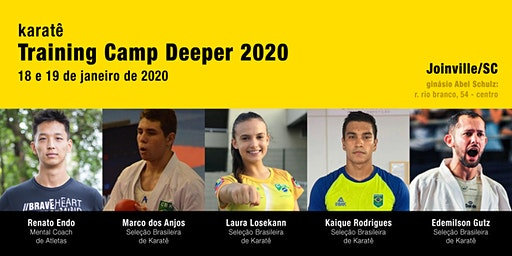 [Karatê] Training Camp Deeper 2020 - Joinville