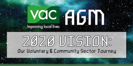 VAC AGM - 2020 Vision tickets