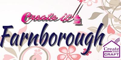 Create it Farnborough Craft Show
