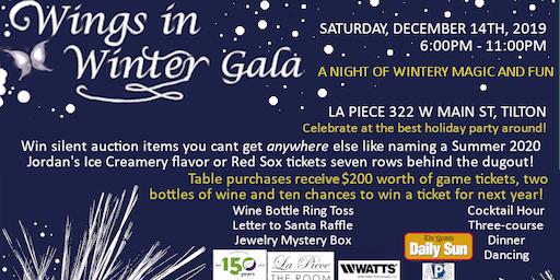 Wings in Winter Gala