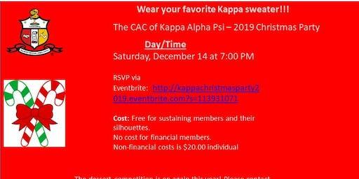 Kappa Alpha Psi Cincinnati Alumni Annual Christmas Party 2019