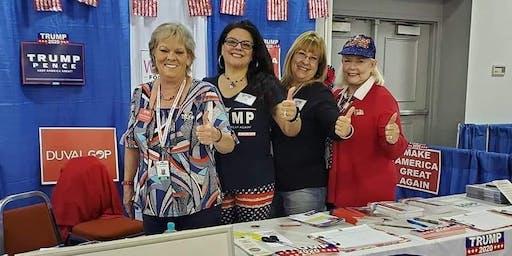 Voter Registration at the Fair