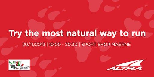 Altra Test SHoes - Sport Shop Maerne