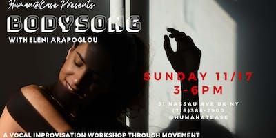 Body Song with Eleni Arapoglou