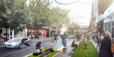 Future Streets – what will streets look like in 2050? Powered by PechaKucha tickets