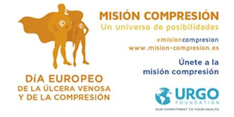 Misión compresión Madrid entradas