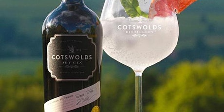 Cotswolds Distillery Gin Dinner tickets