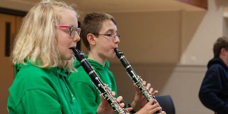 Inspiring Young Musicians! tickets